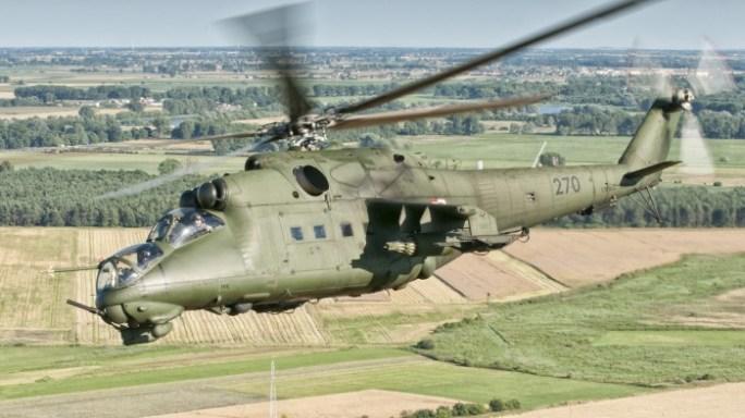 Mil Mi-24 air-to-air 3