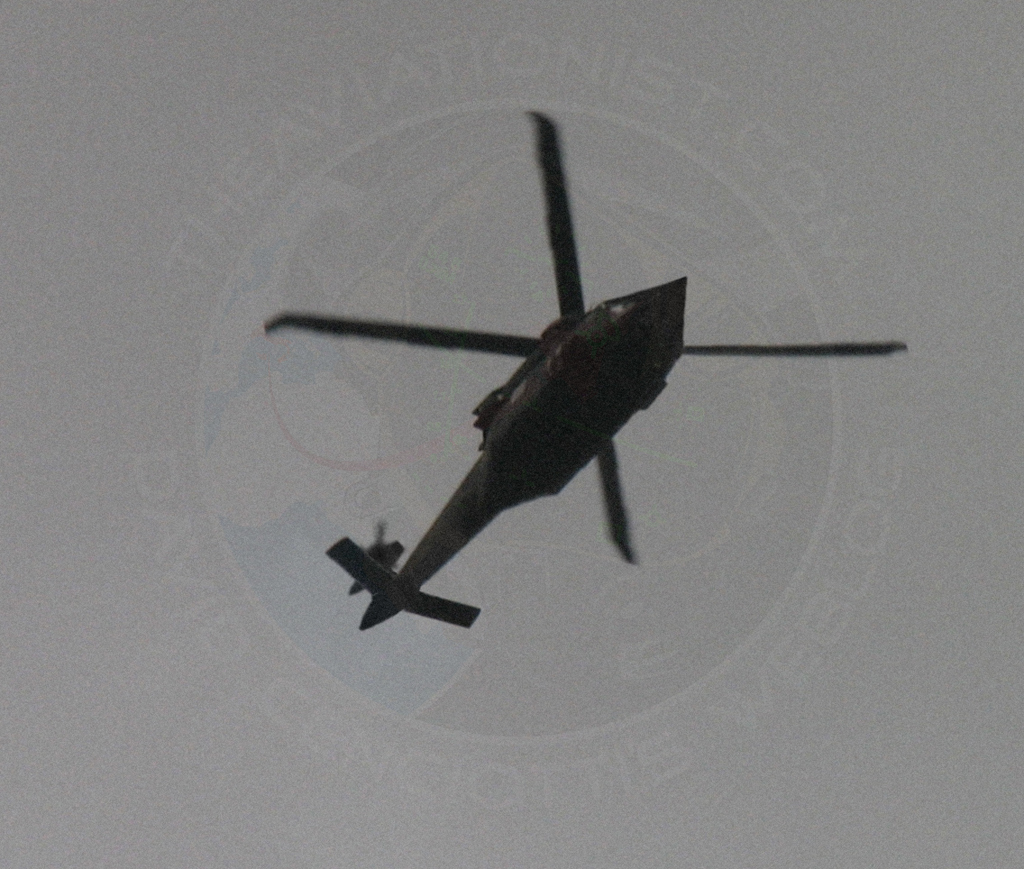 Is this the first daylight photo of a Stealth helicopter
