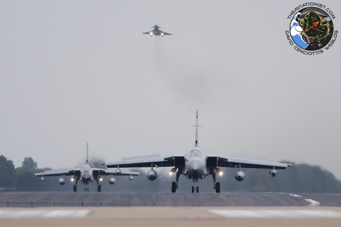 RSAF Tornado 2