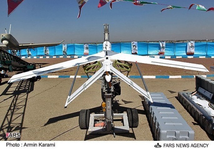iran has unveiled a new drone based on a captured u s boeing