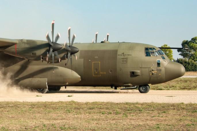 C-130J RAF 2
