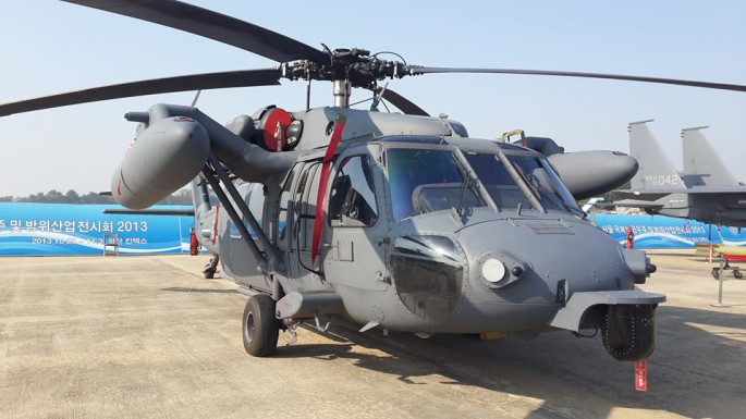 Korean Air HH-60P Pave Hawk