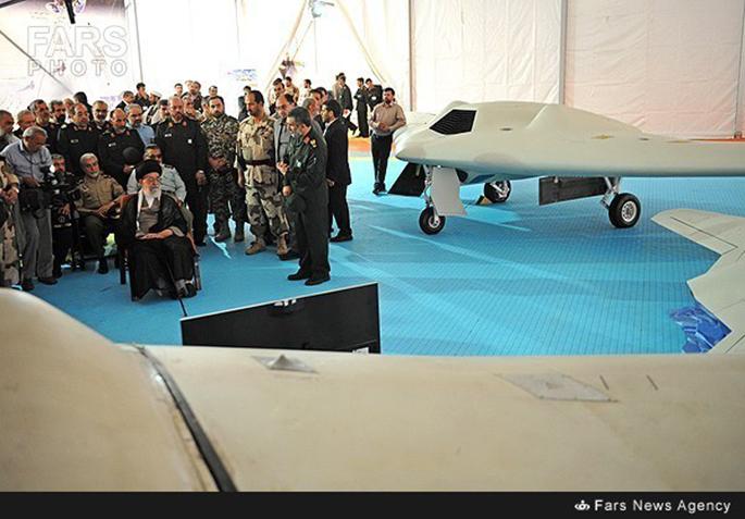 RQ-170 Iran