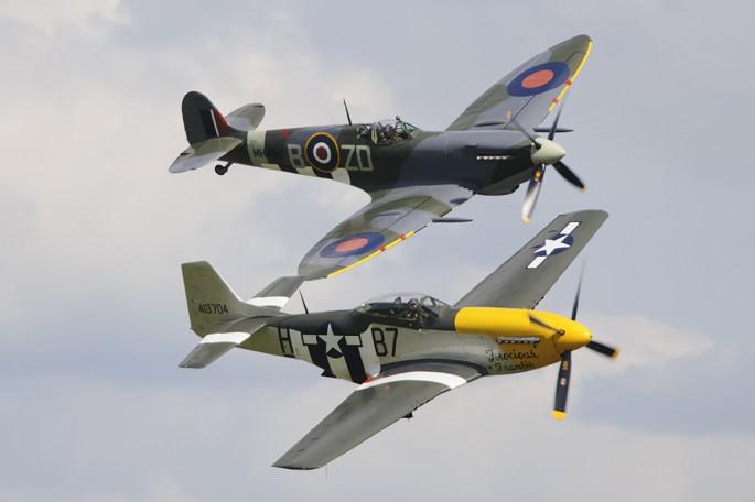 D-Day Anniversary Air Show - Duxford Maggio 2014 121