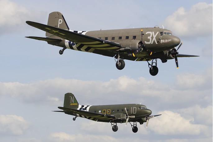 D-Day Anniversary Air Show - Duxford Maggio 2014 180