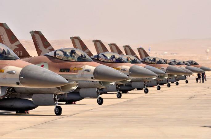IAF F-16