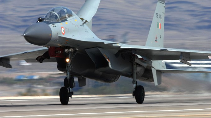 can the sukhoi su 30 have the edge over u s fighters in aerial