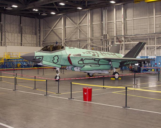 First F-35 RAAF