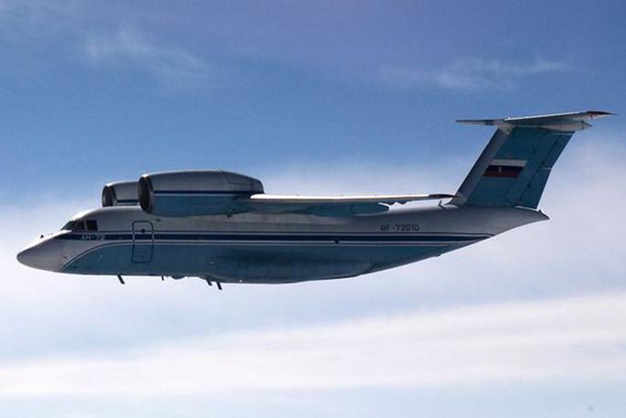 An-72 FinnAF