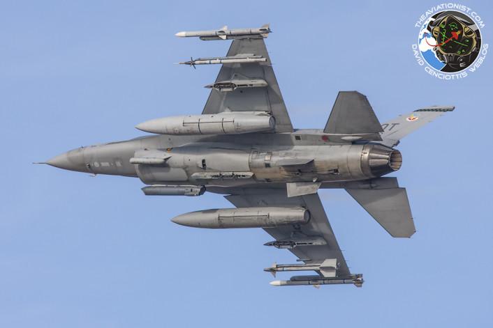 F-16 422 TES