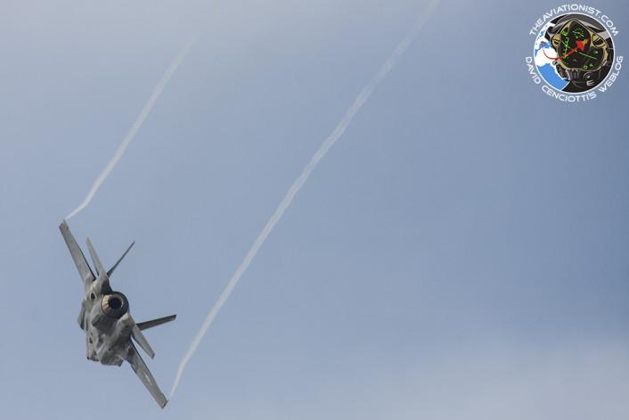 F-35 noise abatement