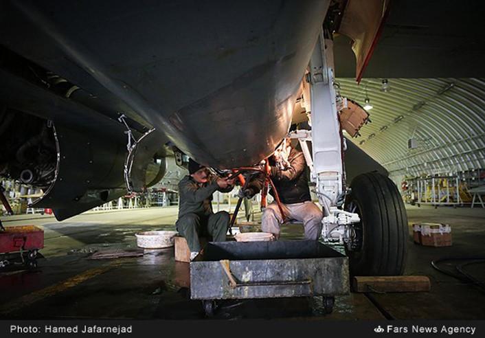 F-14 IRIAF overhauled 6