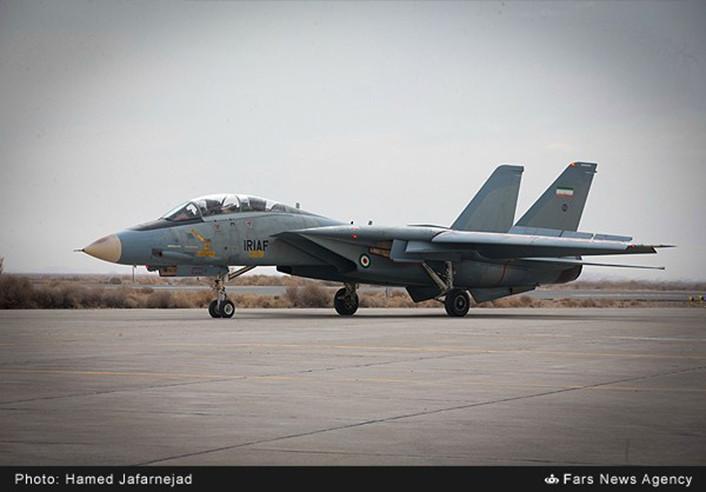 F-14 IRIAF overhauled 7