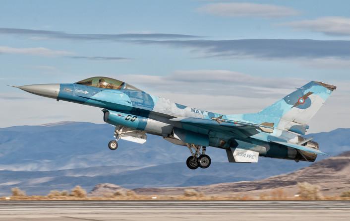 F-16N Giovanni Colla