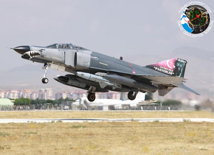 77-0285. F-4E-2020. 111Filo