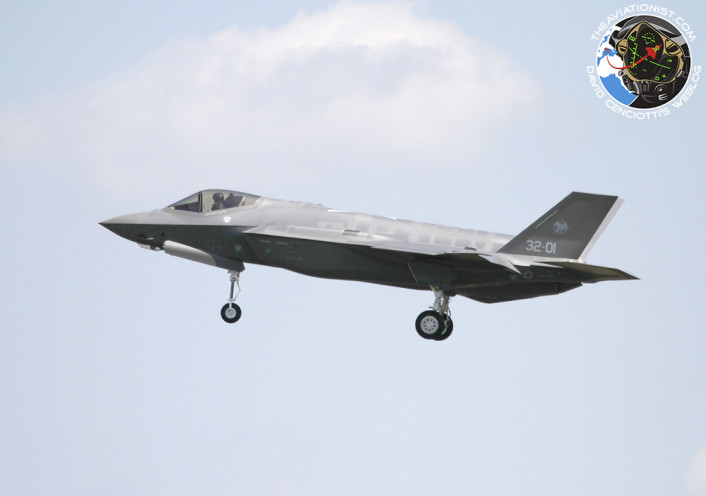 First F-35 Italy