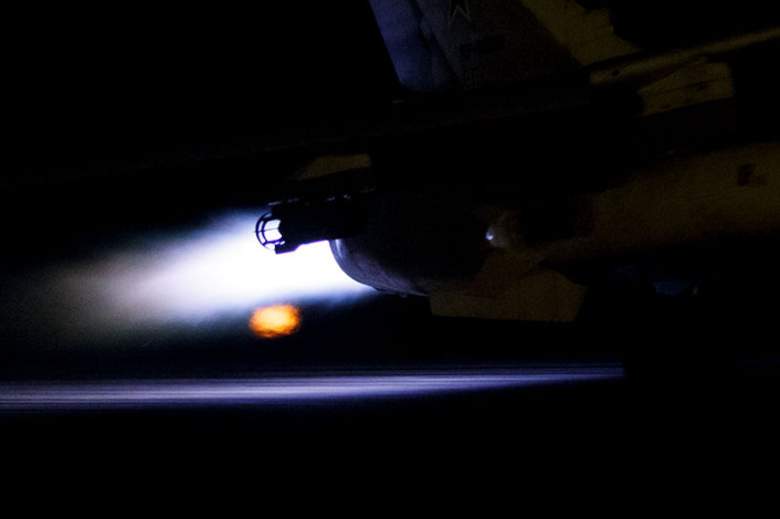 Su-24 night launch 2