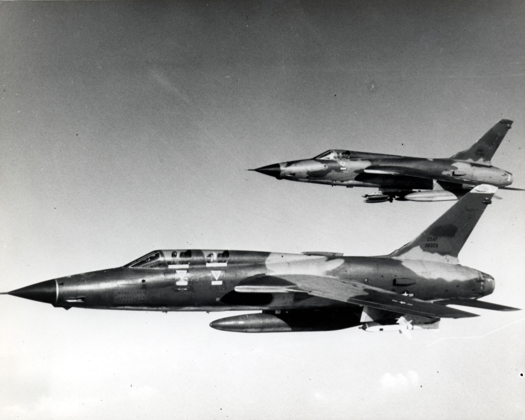 The Aviationist Wild Weasel Diagram Automotive Electrical Symbols Lockheed F 104 Hunter Killer Usaf