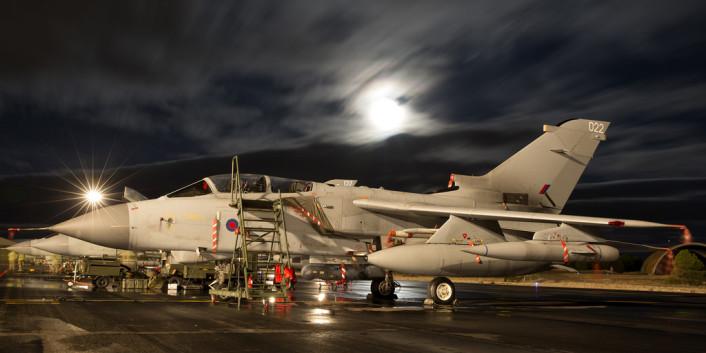 Tornado RAF 1