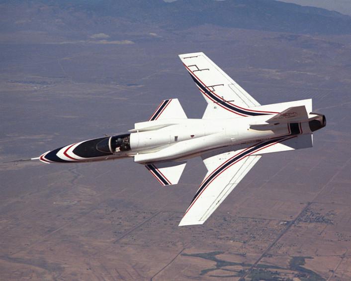 X-29 NASA