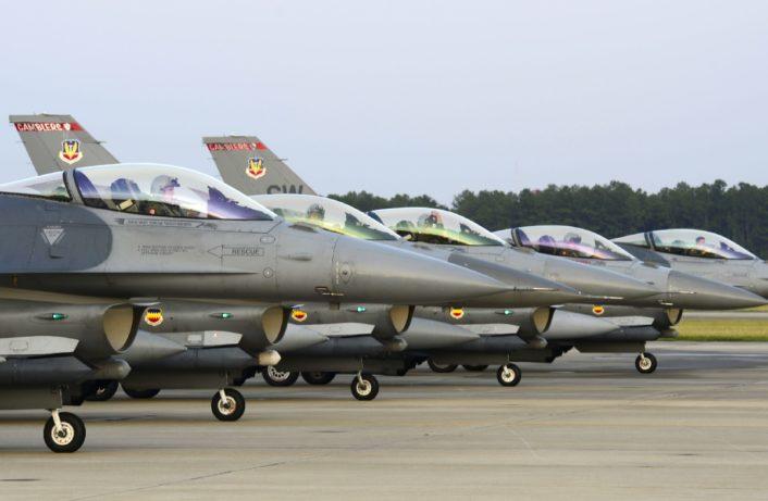 F-16 Wild Weasels