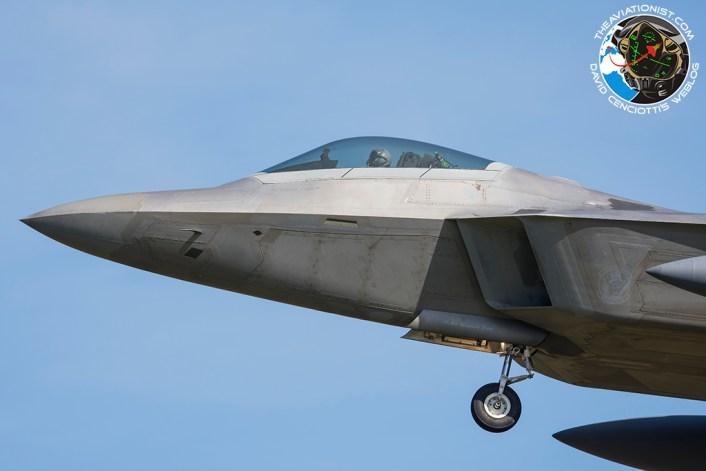 F-22 bomb marks