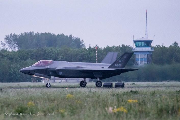 F-35A arrival, Leeuwarden 20160523 (Stephan de Bruijn) (6)
