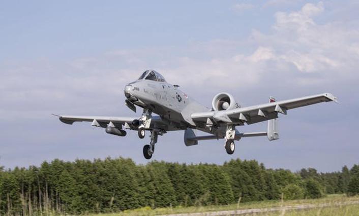 A-10 land Estonia 2