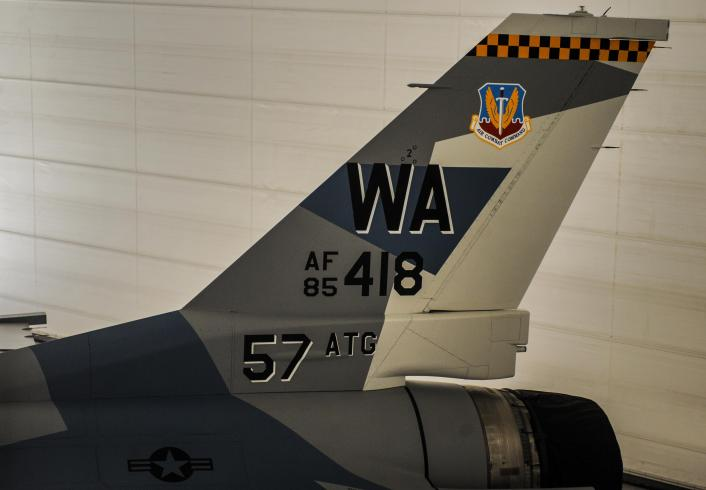 Splinter scheme F-16
