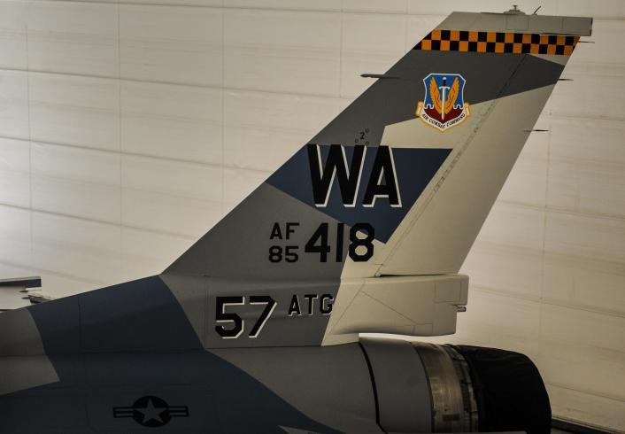 Splinter scheme F-16