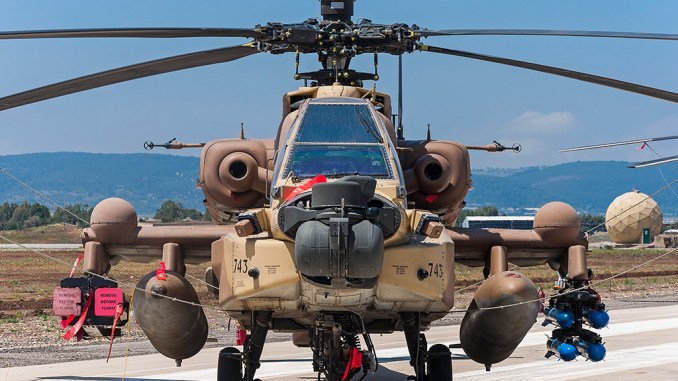 Resultado de imagen para helicópteros estadounidenses Apache utilizarán el misil de espiga de Israel