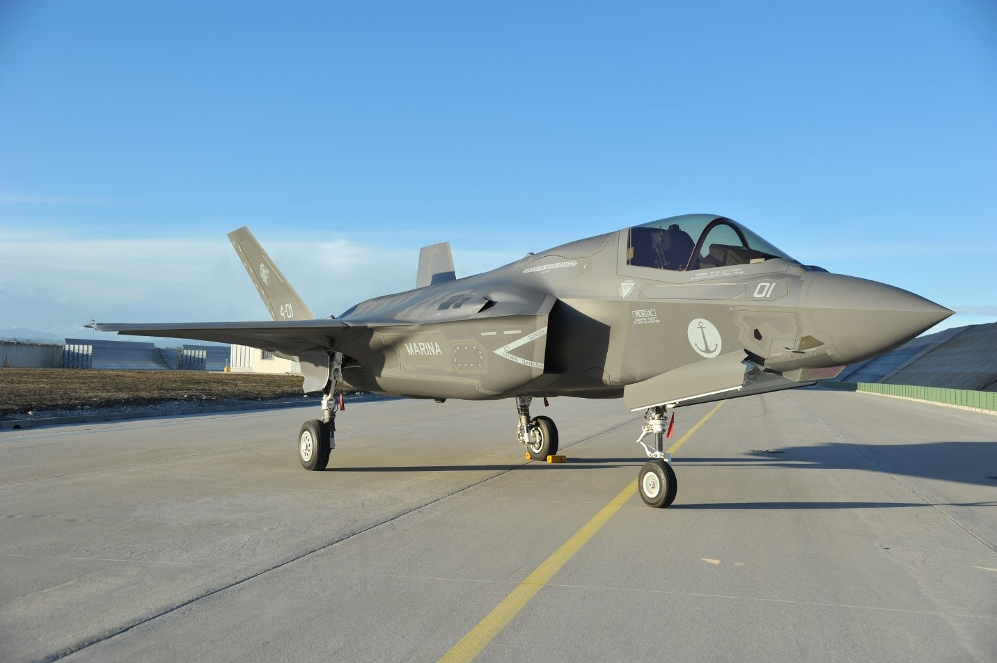 The Aviationist » The First F-35B Assembled Outside The U.S. ...
