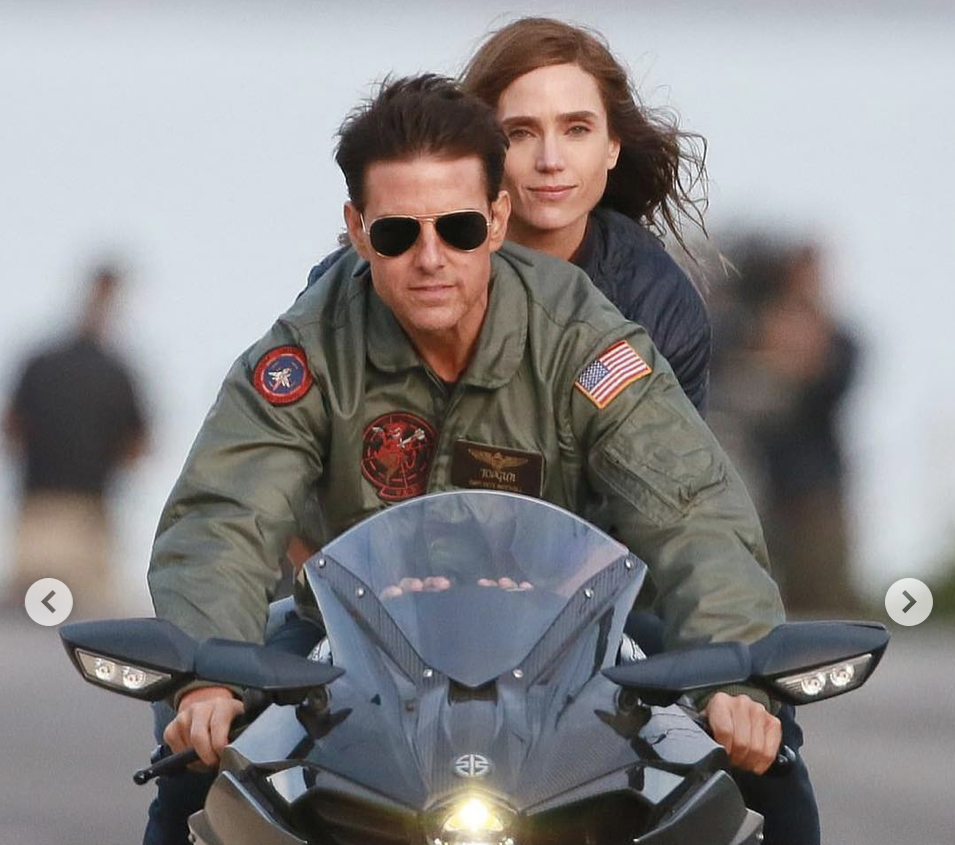 Tom Cruise Learning to Fly An FA 18 And Other Top Gun