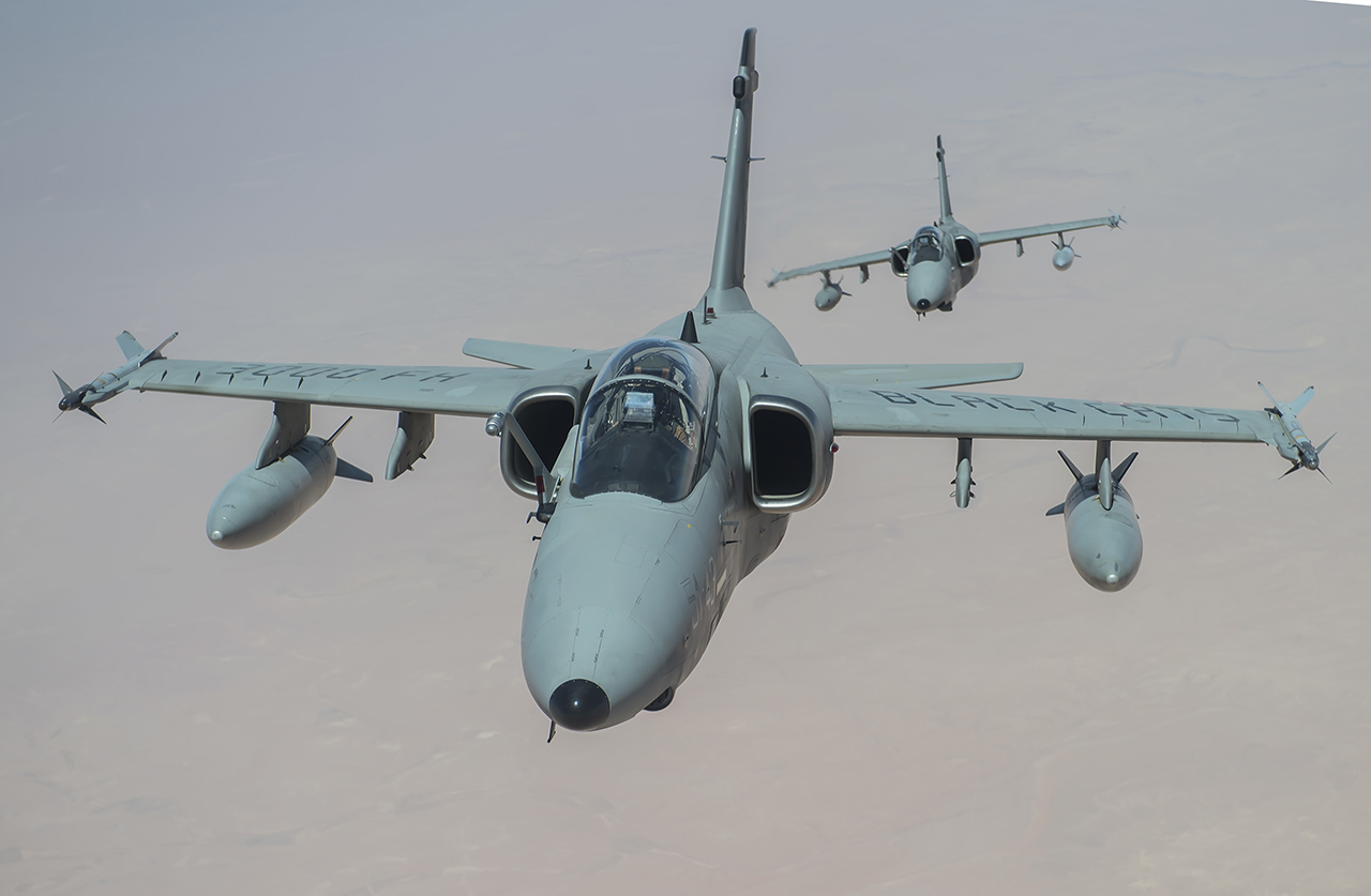 Italian Typhoons Deployed To Kuwait To Replace AMX Jets And