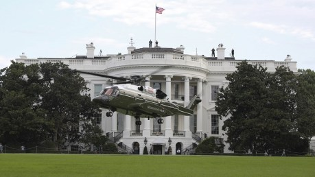 "Sikorsky Awarded Contract to Build the New ""Marine One"" Presidential Helicopter"
