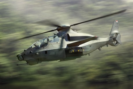 """Bell Announces The New """"360 Invictus"""": It Reminds The RAH-66 Comanche But It Was Not Designed To Be Stealth"""