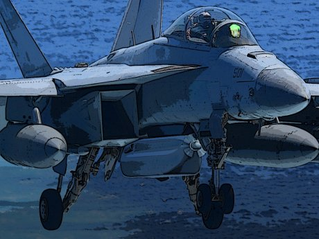 Here's Northrop Grumman's Submission For the EA-18G Growler's Next-Gen Jammer Low-Band Pod