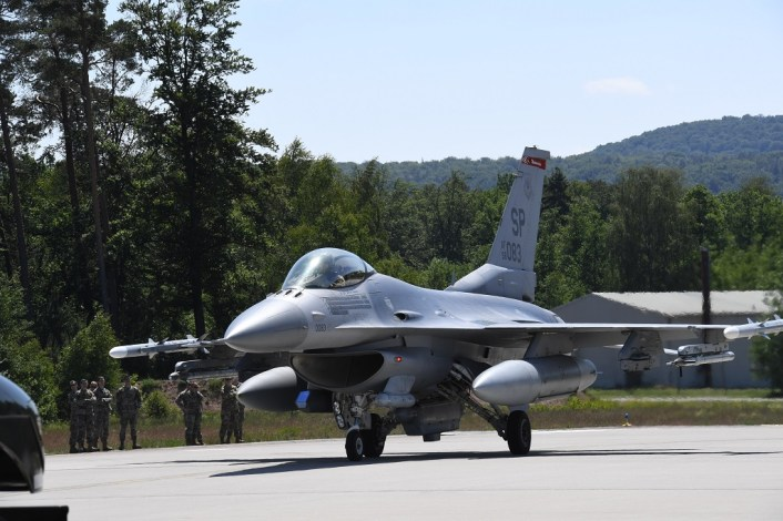 Warhawks move to Aviano 2 - The U.S. Air Force will relocate the 480th Fighter Squadron from Spangdahlem Air Base to Aviano Air Base