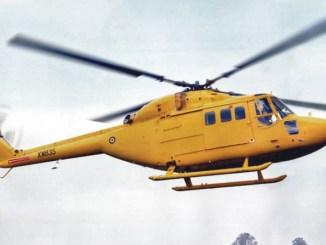 Leonardo Lynx helicopter
