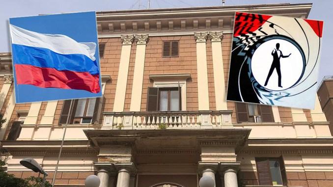 Russian Embassy Rome