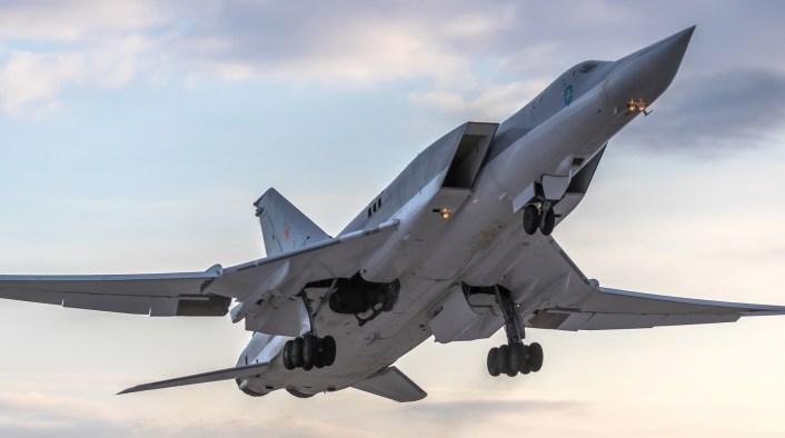 Russian Air Force Tu-22M3