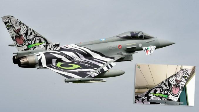 Eurofighter Typhoon NTM 2021 Special Color