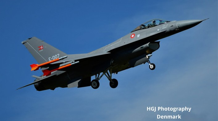 RDAF F-16 Have Glass