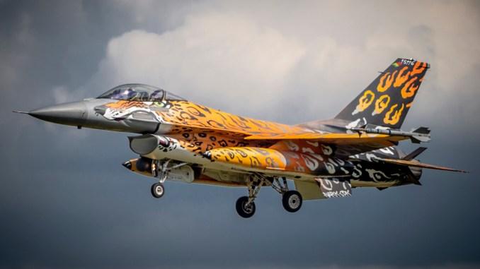 NATO Tiger Meet 2021 Beja