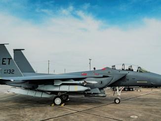 F-15E JASSMs