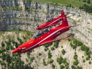 Swiss PC-21 Italy