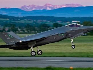 Swiss Air Force F-35