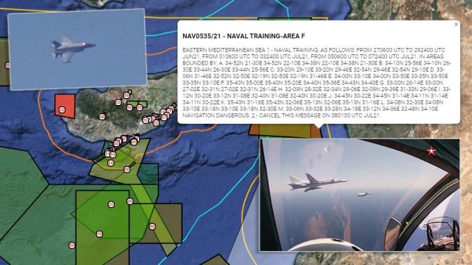 F-35B Russian Navy Eastern Med