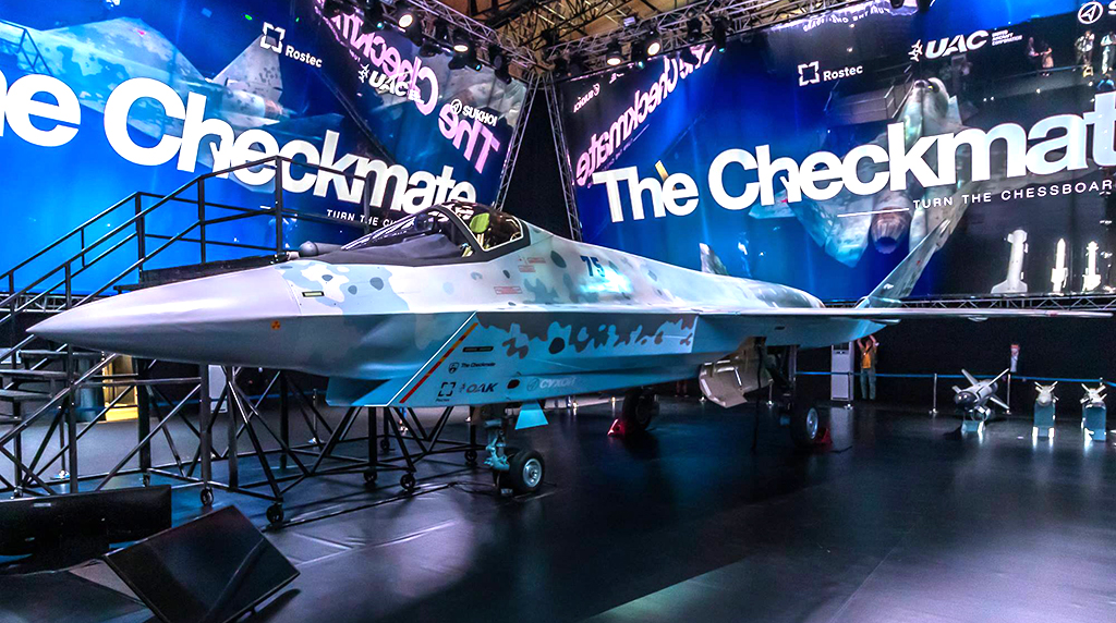 theaviationist.com - David Cenciotti - Let's Have A Look At All The Latest Claims About 'Checkmate', Russia's New Light Tactical Fighter