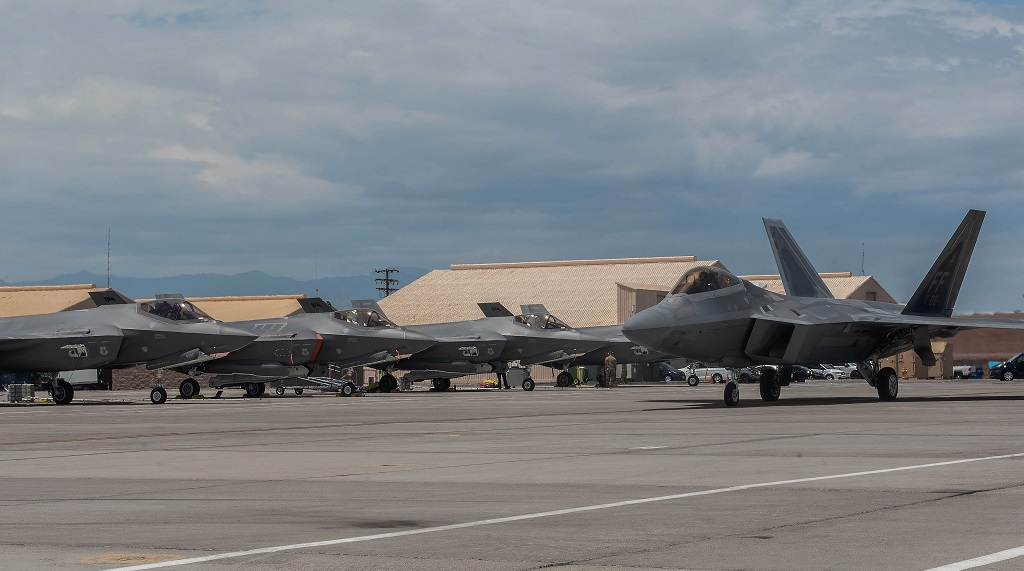 - Aggressor F-35s Joined The Fight During First Next Generation Red Flag Exercise